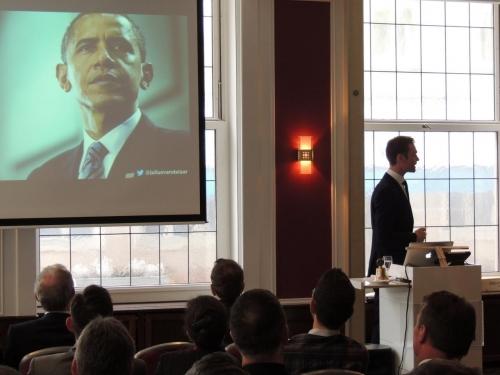Julius van der Laar zu Big Data 4.03.2015