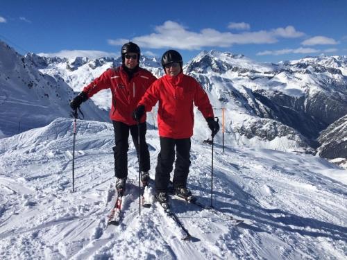 Skitag in Andermatt 6.03.2015