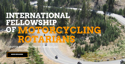 Tour de Suisse / IFMR -  International Fellowship of Motorcycling Rotarians (IFMR)
