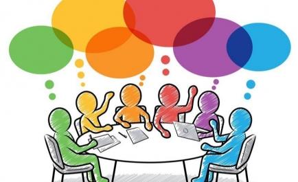 Plauderlunch - u.a. Vorbereitung auf Mitgliederversammlung vom 22.11.